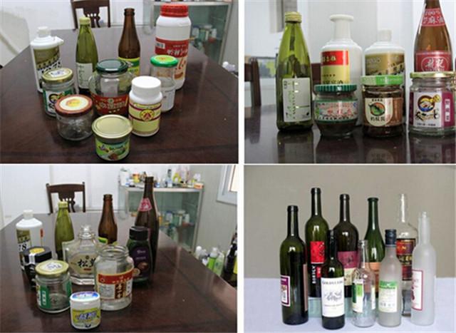 Címkéző gép kerek palack címkéző alkalmazása:
