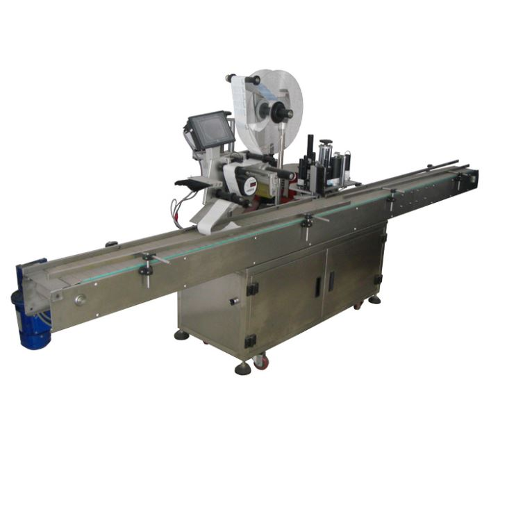 Automatikus matrica felső felületi tejpohár címkéző gép gyártója