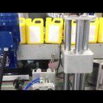 Automatikus tisztító folyadék palack címkéző gép