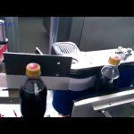 Automatikus Cola palack címkéző gép