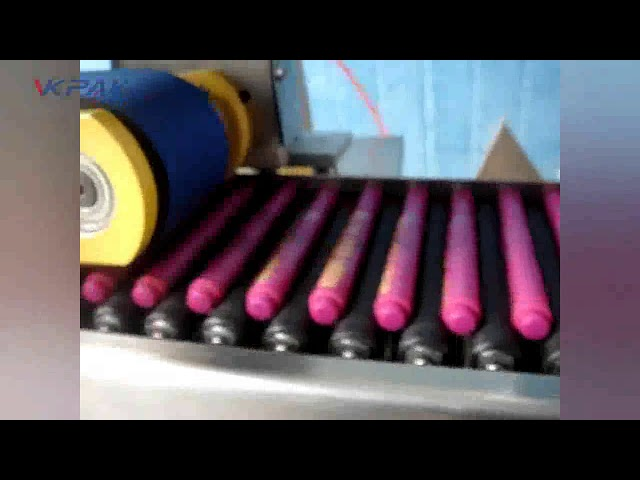 Automatikus ceruzák ajakbalzsam bot címkéző gép