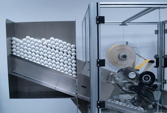 Automatikus csőcímkéző gép krémkrém csövekhez részletek