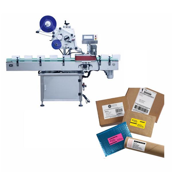 Doboz címkéző gép