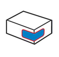 Karton sarokcímke 1