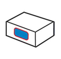 Karton oldalsó címkéző 1