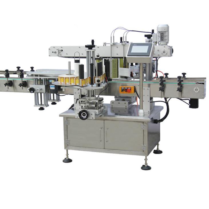 Teljesen automatikus kétoldalas öntapadó matrica címkéző gép