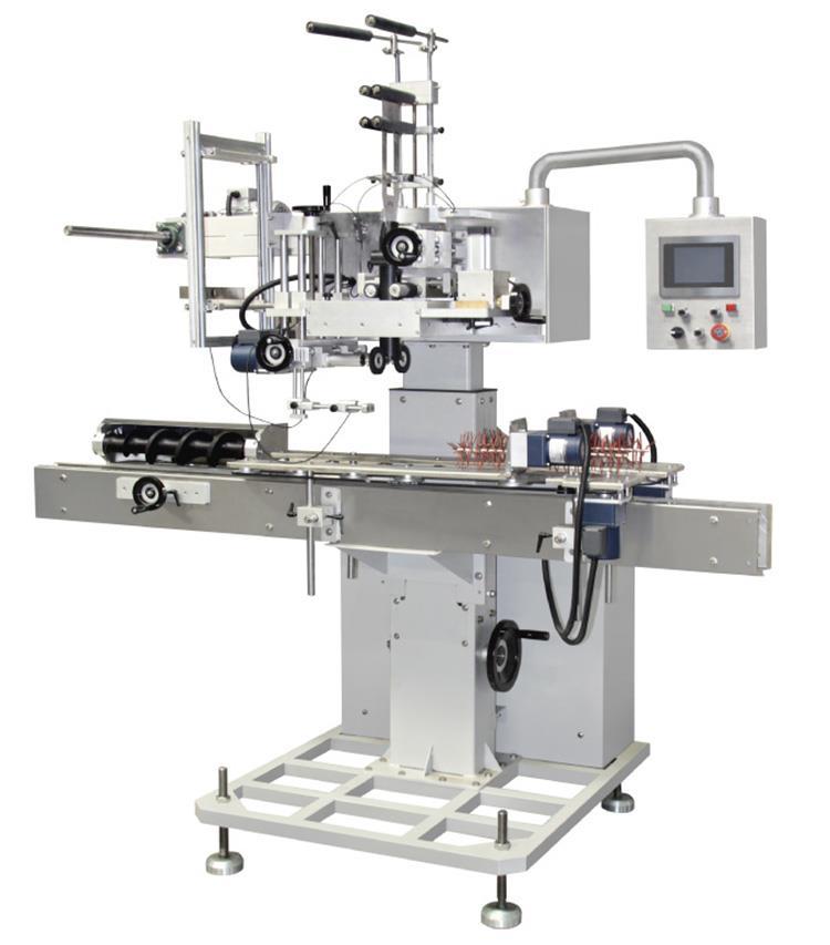 Kiváló minőségű automatikus nyújtófüles címkéző gép