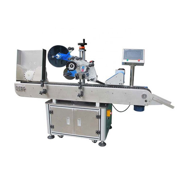 Nagy sebességű ampulla matrica címkéző gép