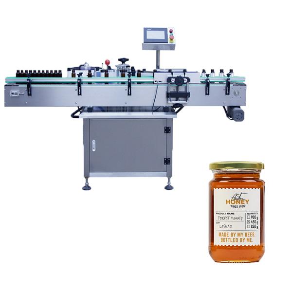 Jar címkéző gép