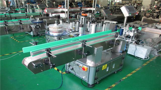 Kerek palack címkéző gépek
